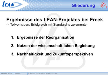 Lean Background