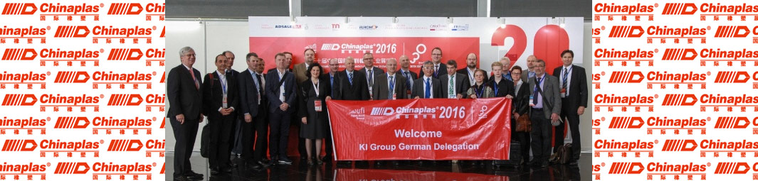 Delegation Chinaplas 2016