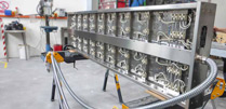 Lightweight Drying System For Food Manufacturers