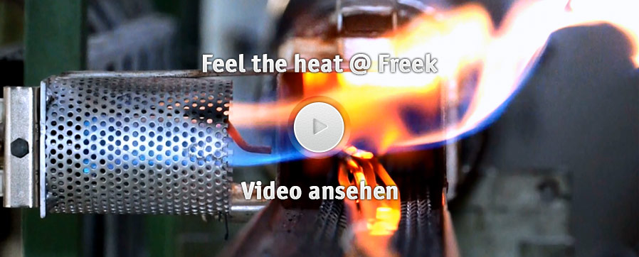 Feel the heat @ Freek - Video ansehen